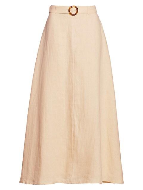 Devon Midi Skirt