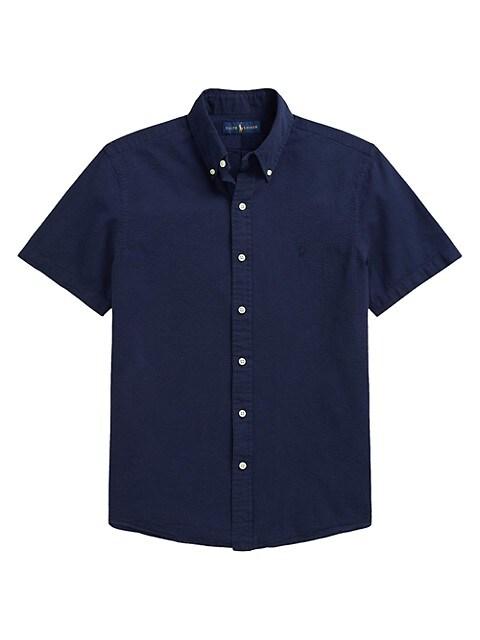 RL Prepster Seersucker Shirt