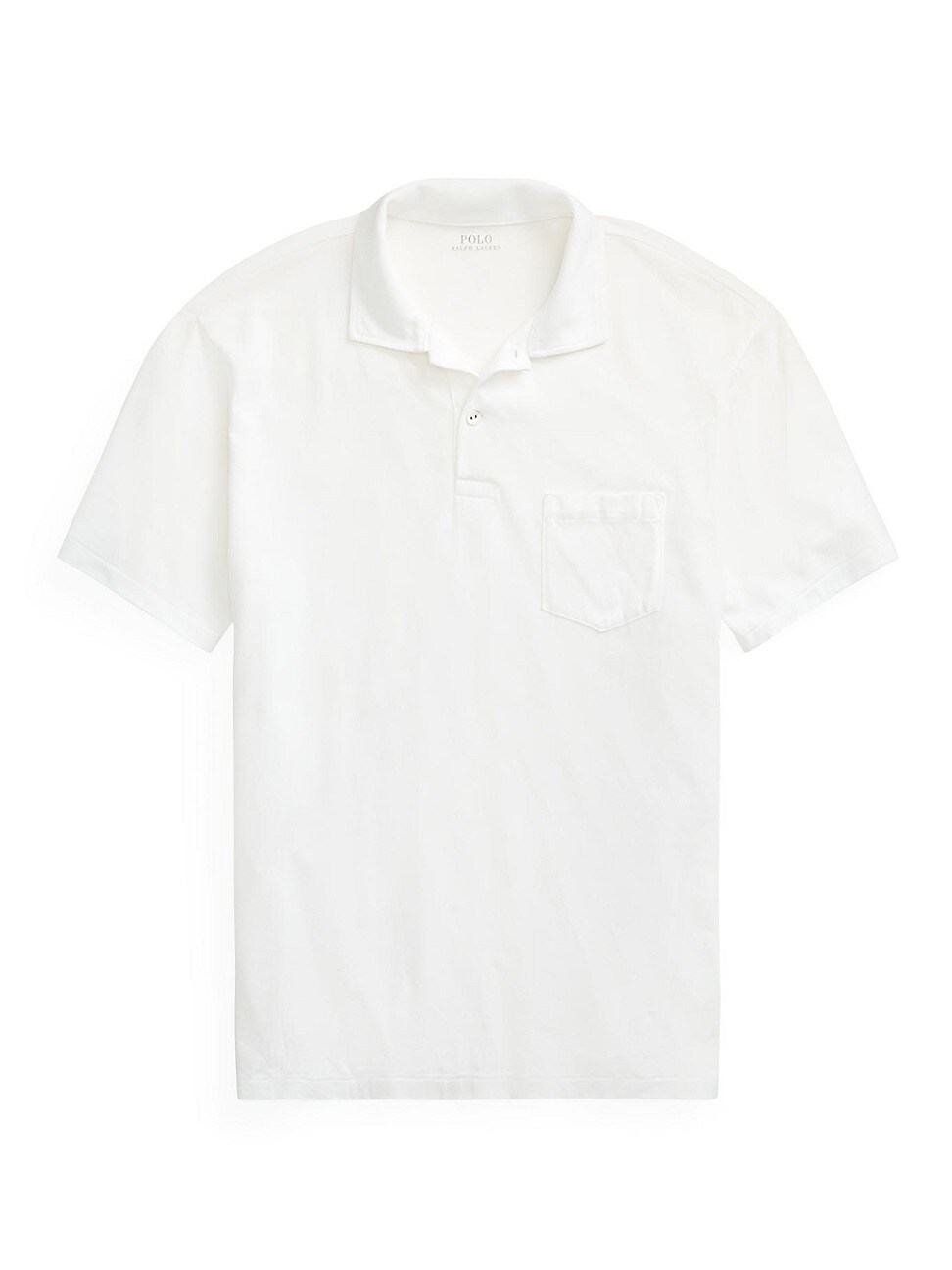 Polo Ralph Lauren MEN'S SUEDED SPA JERSEY POLO