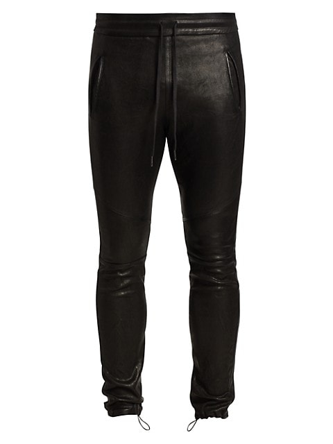 Leather Escobar Pants