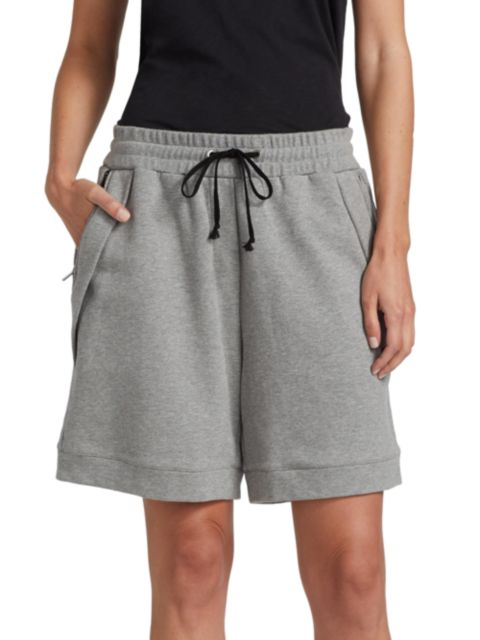 3.1 Phillip Lim French Terry Pull-On Shorts | SaksFifthAvenue