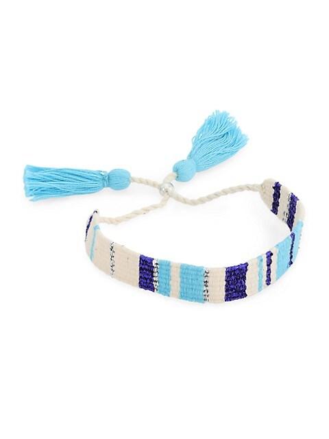 Stripe Friendship Bracelet