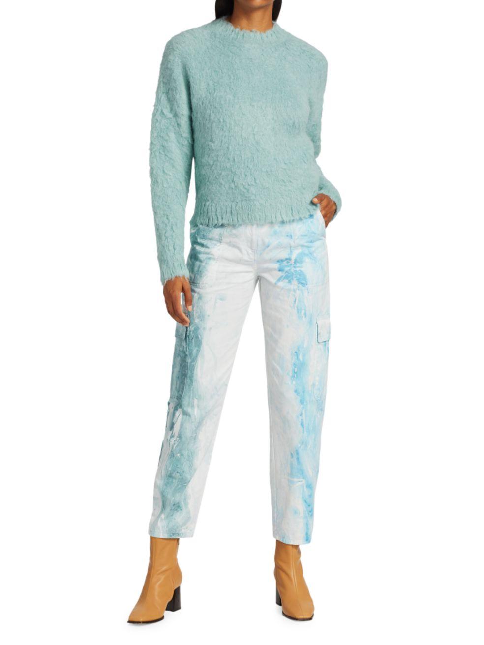 Rachel Comey Pergola Alpaca & Wool-Blend Knit Pullover | SaksFifthAvenue