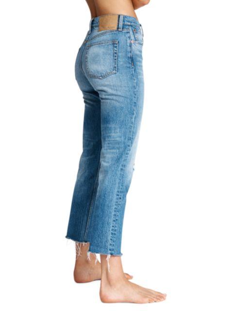 Rag & Bone Maya High-Rise Ankle Slim-Fit Jeans | SaksFifthAvenue