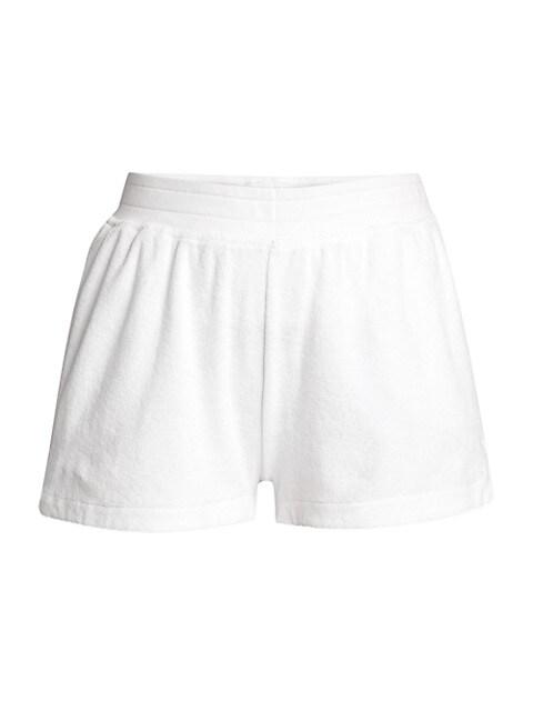 Cotton Pool Shorts
