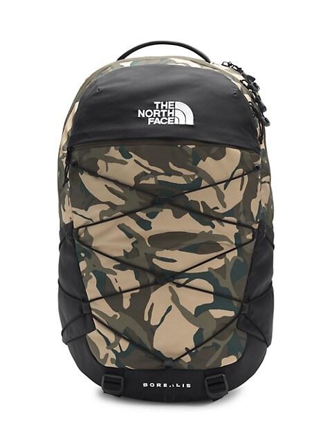 Borealis Camouflage Nylon Backpack