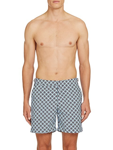 Bulldog Soana Mill Swim Trunks