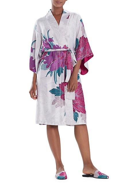 Jubako Floral Robe