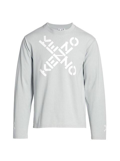 Logo Sport Skate Sweatshirt