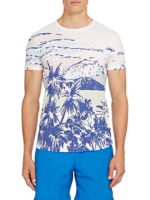 OB-T Pop Printed T-Shirt