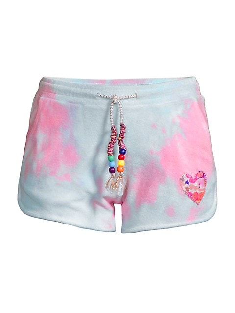 Careen Tie-Dye Shorts