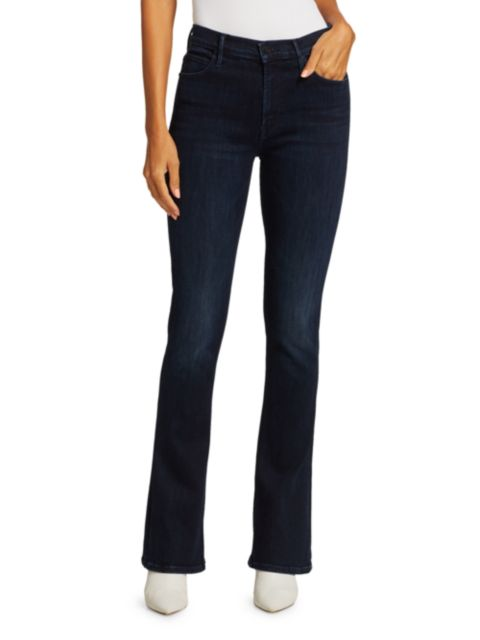 Mother The Runaway Bootcut Jeans | SaksFifthAvenue