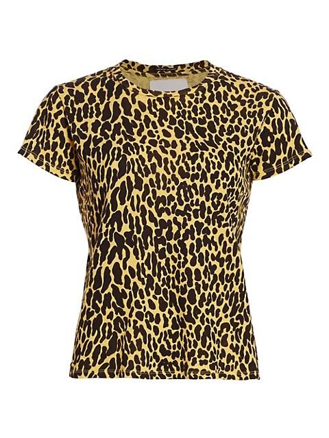 The Sinful Leopard Crewneck T-Shirt