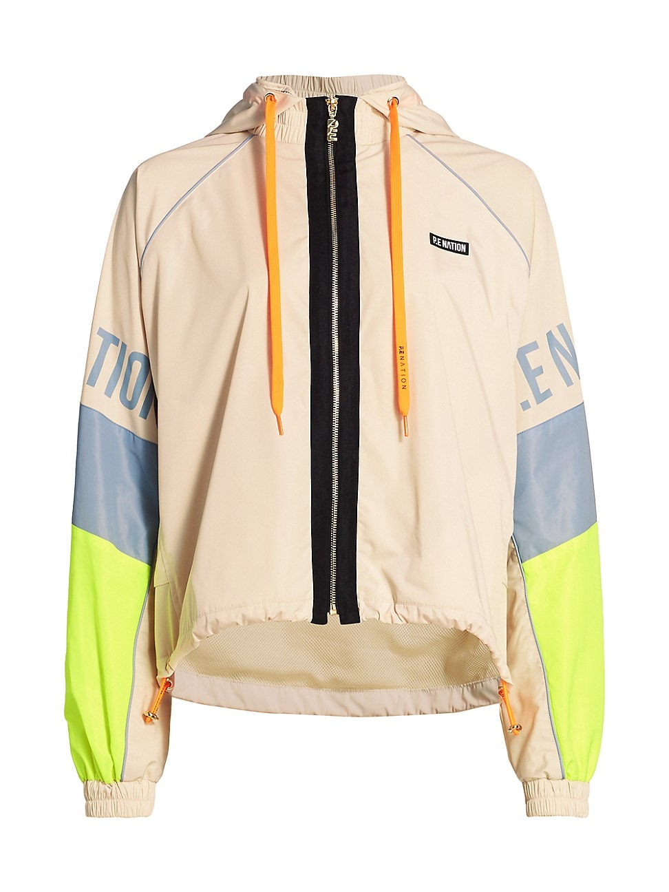 P.e Nation WOMEN'S FIRST POSITION COLORBLOCKED JACKET