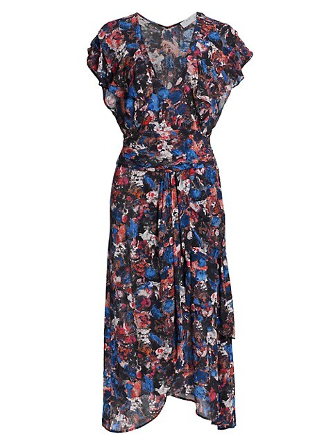 Plisca Midi Dress