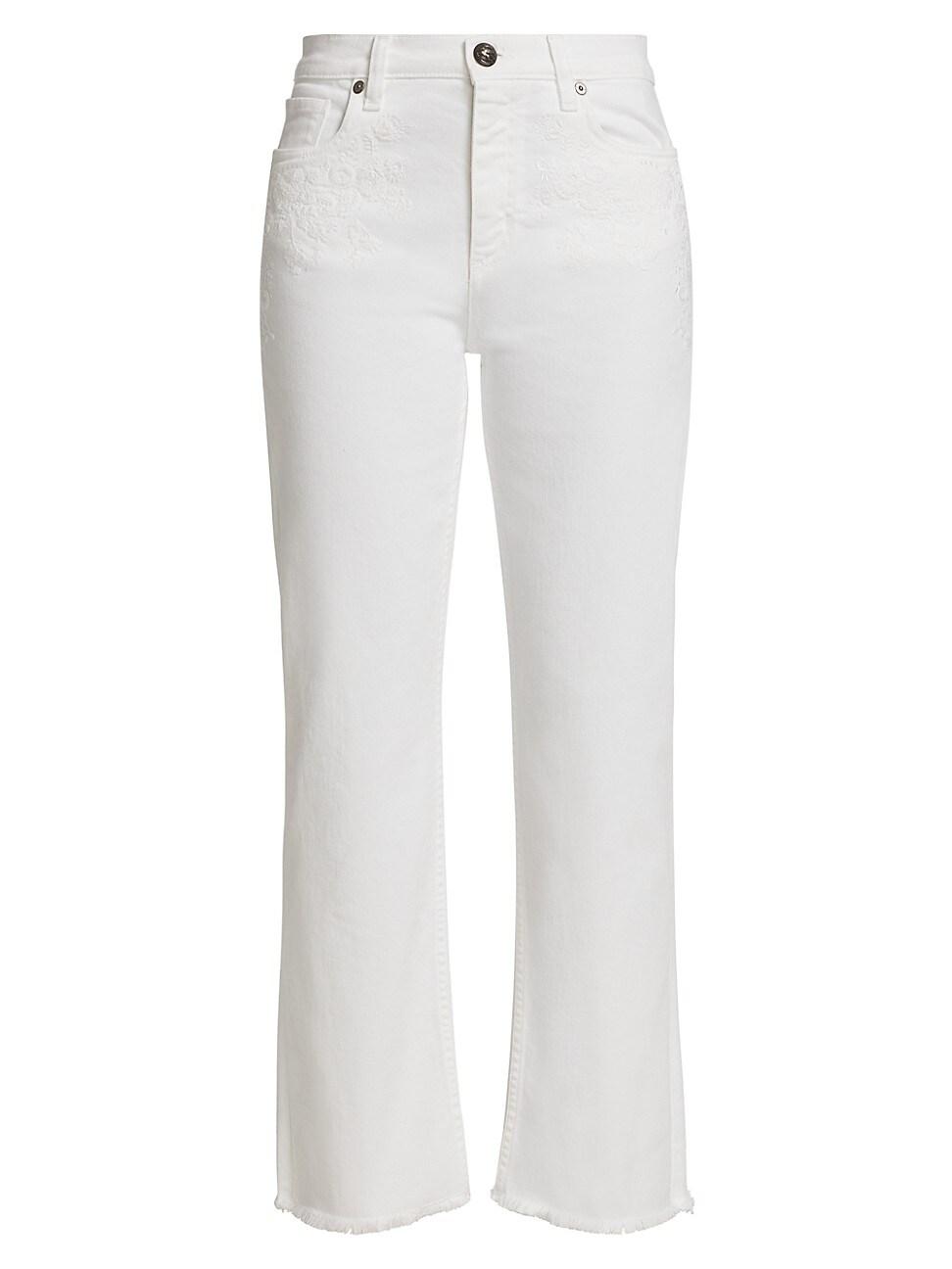 Etro Pants IBIZA STRAIGHT-LEG JEANS