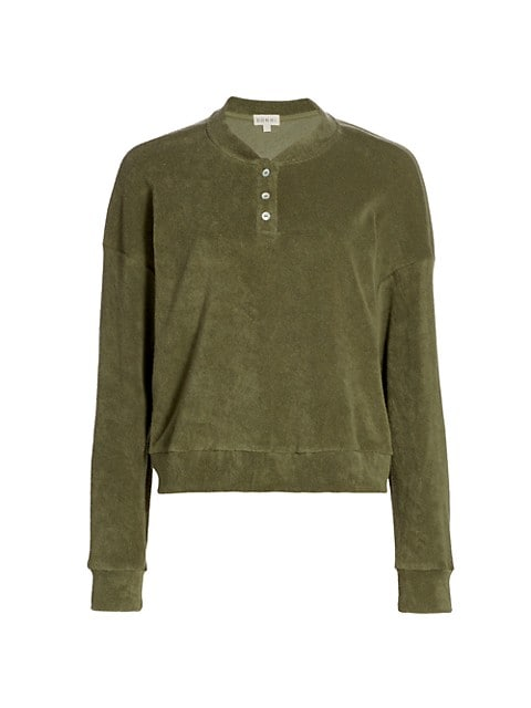 Terry Henley Sweatshirt