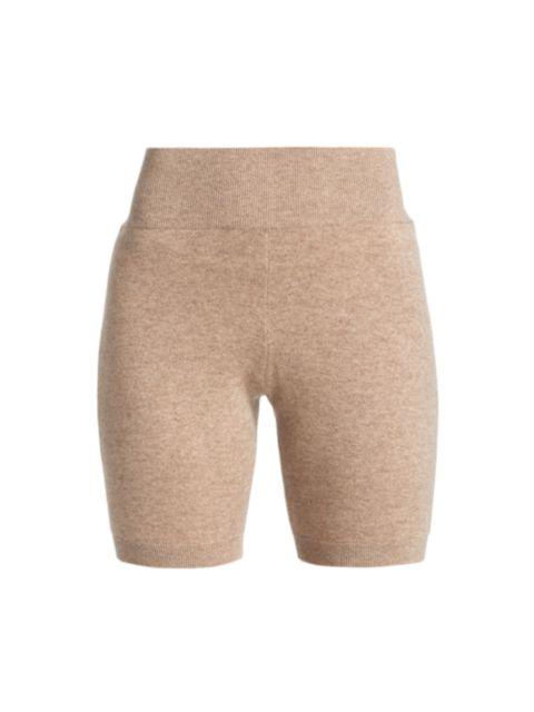 Frame Cashmere & Wool Bike Shorts   SaksFifthAvenue