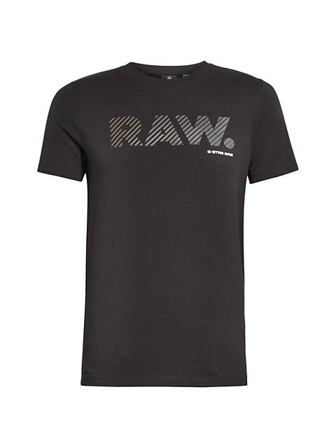 Raw Logo Graphic T-Shirt