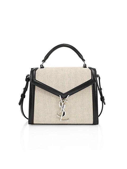 Cassandra Canvas Satchel