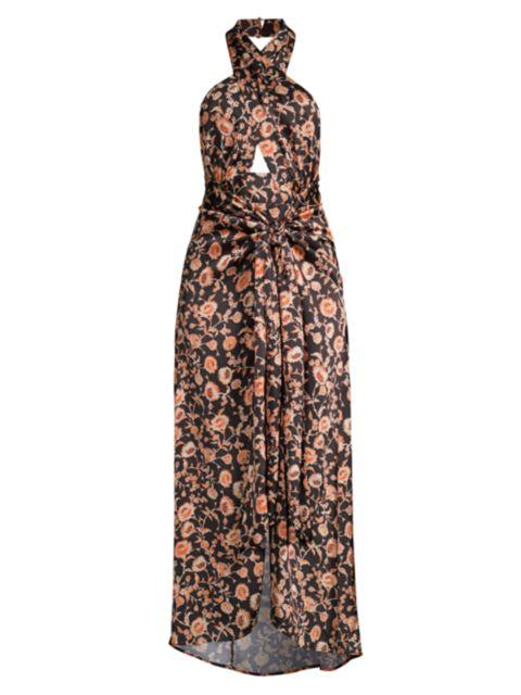 Significant Other Effie Halter Dress | SaksFifthAvenue