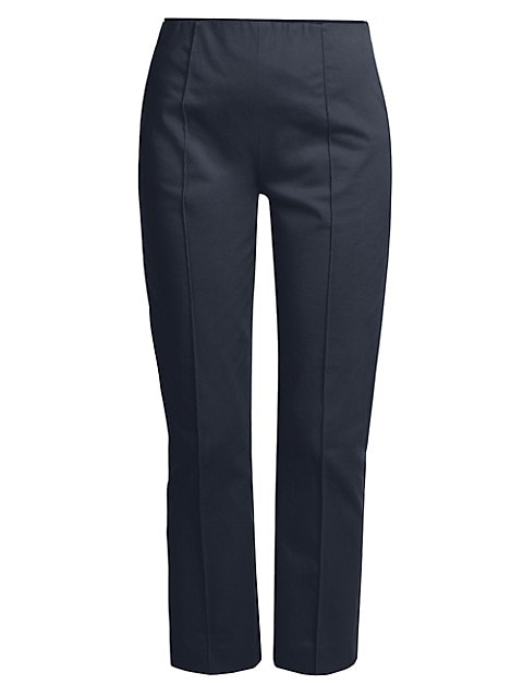 Capri Side Zip Pants