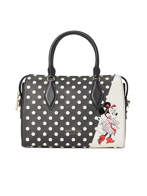 Kate Spade New York x Minnie Mouse Medium Satchel