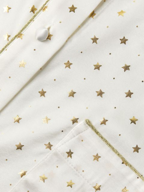 Morgan Lane Starburst Tami Pajama Top | SaksFifthAvenue