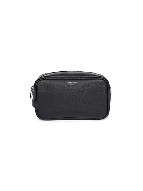 YSL Leather Cosmetic Case