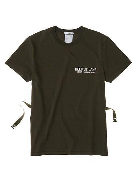 Strap Detail T-Shirt