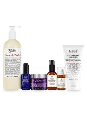 Kiehl Holiday Must-Haves 6-Piece Set - $329 Value