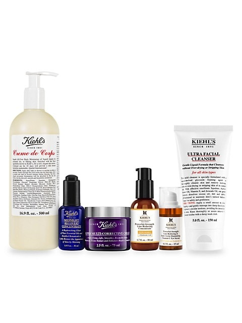 Kiehl's Since 1851 Holiday Must-Haves 6-Piece Set