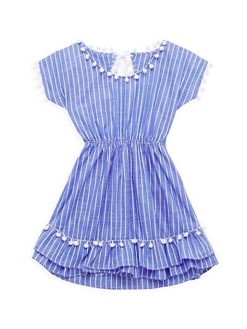 Little Girl's & Girl's Nissi Stripe Dress