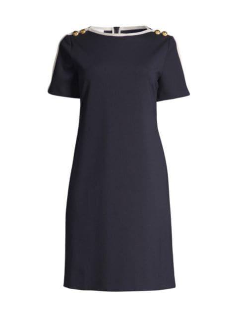 Escada Dinala Knit Sheath Dress | SaksFifthAvenue