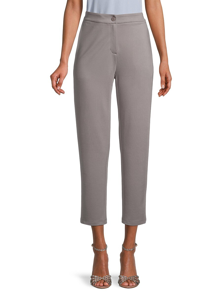 EILEEN FISHER Pants WOMEN'S SLOUCHY ANKLE PANTS