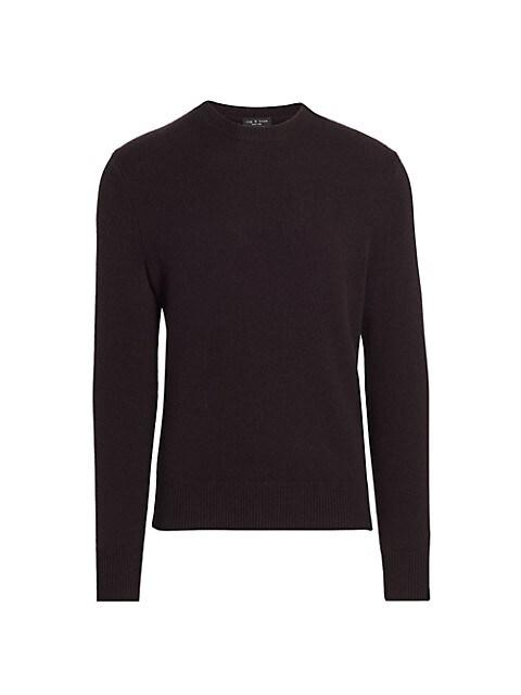 Haldon Cashmere Crewneck Sweater