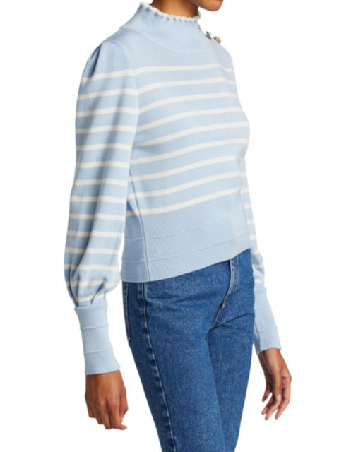 The Marc Jacobs The Breton Armor Lux Sweater   SaksFifthAvenue