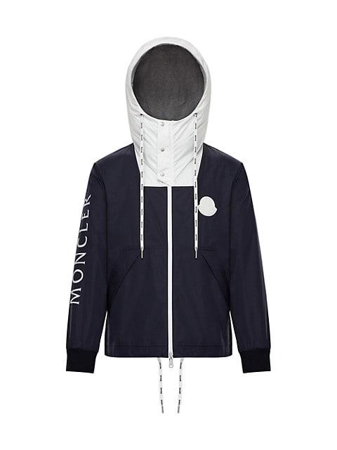 Chabat Reversible Full-Zip Jacket