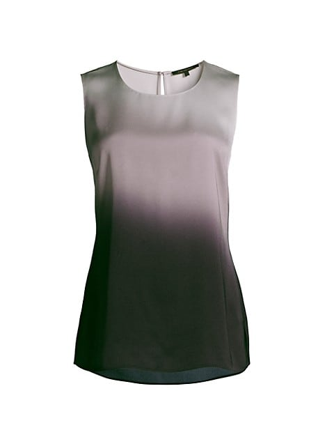Julie Ombré Sleeveless Blouse