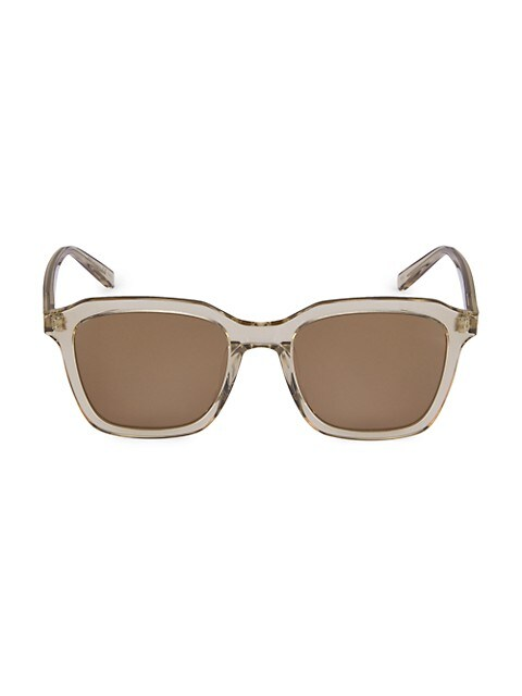 Classic 53MM Square Sunglasses