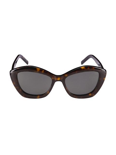New Wave 54MM Cat Eye Sunglasses