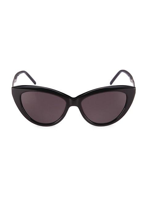Monogram 55MM Cat Eye Sunglasses