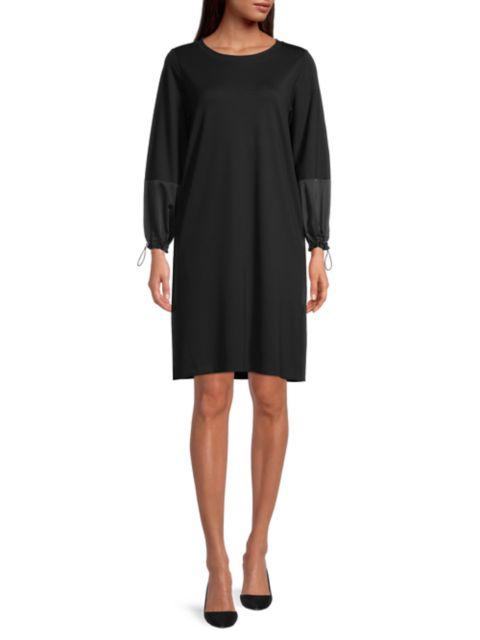 Kobi Halperin Stevie Drawcord Sweatshirt Dress | SaksFifthAvenue