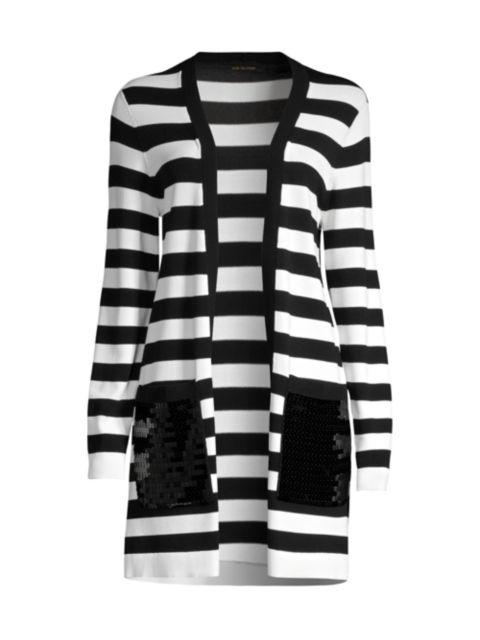 Kobi Halperin Rory Sequin Pocket Sweater | SaksFifthAvenue