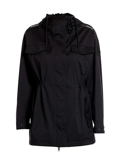 Sadalsud Nylon Drawstring Jacket