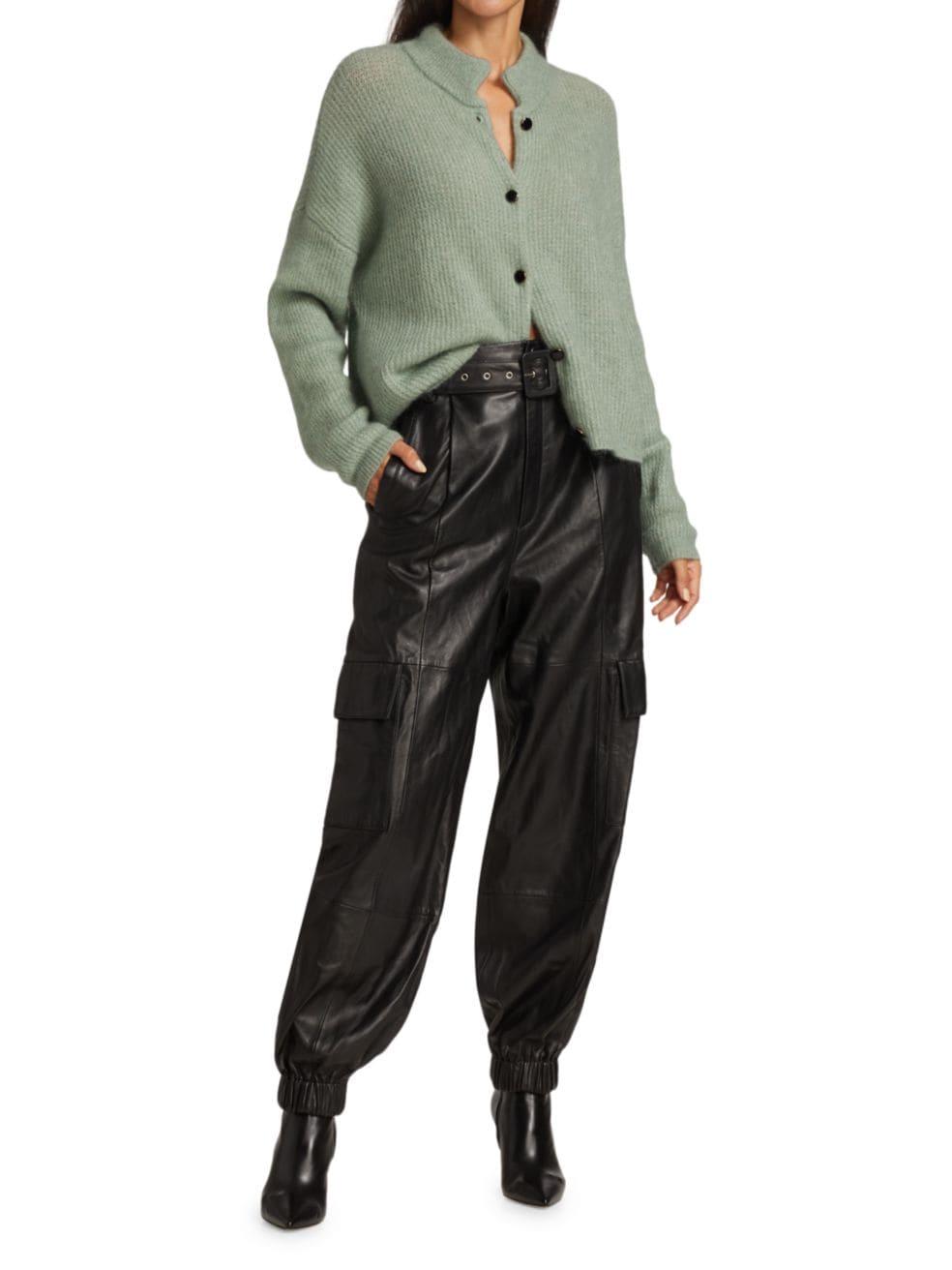 Gestuz Stand Collar Cardigan | SaksFifthAvenue