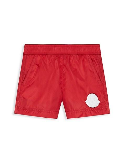 Baby's, Little Boy's & Boy's Beach Board Shorts