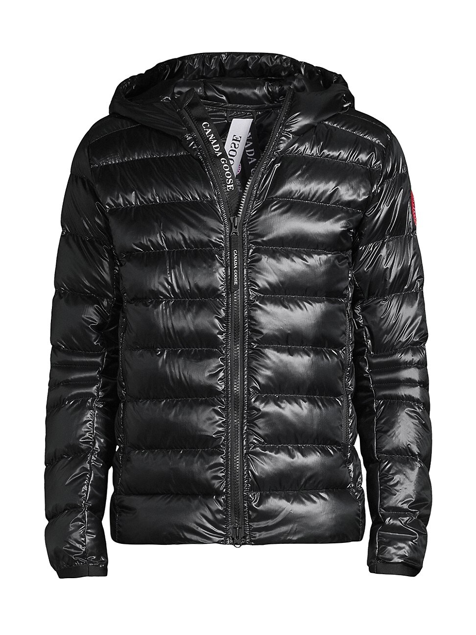 Canada Goose MEN'S CROFTON HOODED PUFFER JACKET