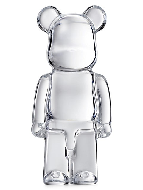 Be@rbrick Clear Bear Sculpture
