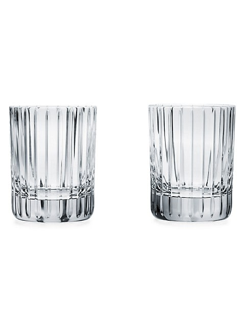 Harmonie 2-Piece Triple Old Fashion Tumbler Set